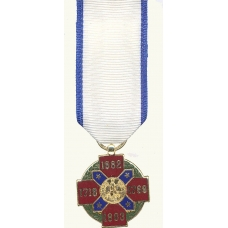Cross of Merit Mini Medal