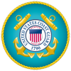 Coast Guard Ribbons without Medals