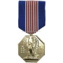 Anodized Soldier Medal