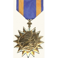 Anodized Air Medal