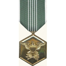 Anodized Army Commendation Medal