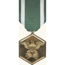 Anodized Navy/Marine Commendation Medal