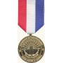 Anodized Coast Guard 9-11 Medal