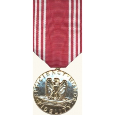 Anodized Army Good Conduct Medal