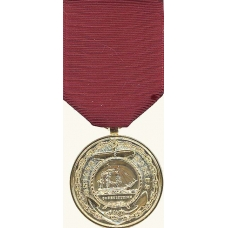 Anodized Navy Good Conduct Medal
