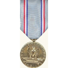 Anodized Air Forces Good Conduct Medal