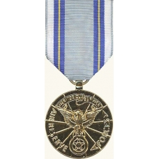 Anodized Air Forces Reserve Meritorious Service Medal
