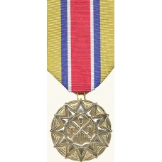 Anodized Army Reserve Components Achievement Medal