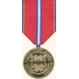 Anodized Coast Guard Reserve Good Conduct Medal