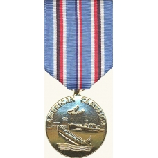Anodized American Campaign Medal