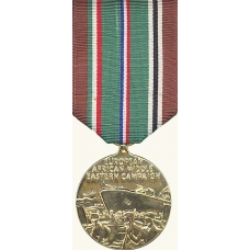 Anodized Eur-African-Mid Eastern Campaign Medal