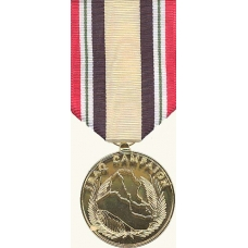 Anodized Iraq Campaign Medal