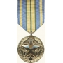 Anodized Outstanding Volunteer Service Medal