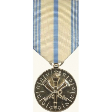 Anodized Armed Forces Reserve Medal