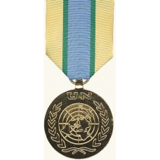 Anodized UN Operation in Somalia Medal