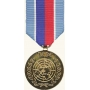 Anodized UN Mission in Haiti Medal
