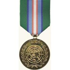 Anodized UN Advance Mission in Cambodia Medal