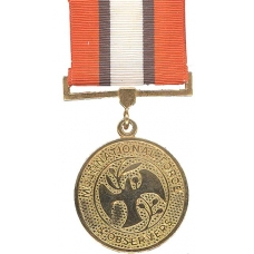 Anodized Multinational Force/Observer Medal