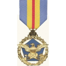 Anodized Mini Defense Distinguished Service Medal