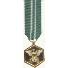 Anodized Mini Army Commendation Medal