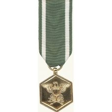 Anodized Mini Navy/Marine Commendation Medal