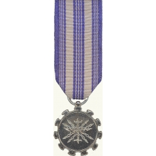 Anodized Mini Air Forces Achievement Medal