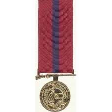 Anodized Mini Marine Good Conduct Medal