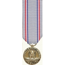 Anodized Mini Air Forces Good Conduct Medal