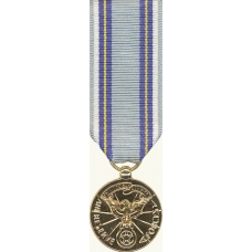 Anodized Mini Air Forces Reserve Meritorious Service Medal
