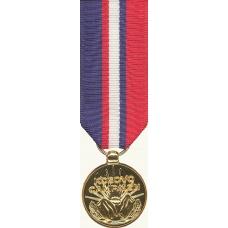 Anodized Mini Kosovo Campaign Medal