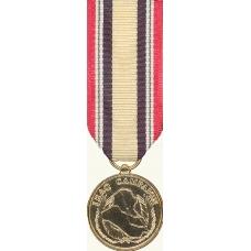 Anodized Mini Iraq Campaign Medal
