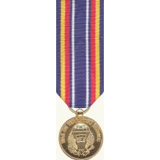 Anodized Mini Global War on Terrorism Service Medal