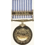 Anodized Mini United Nations Service Medal (Korea)Medal