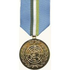 Anodized Mini UN Security Forces Hollandia Medal