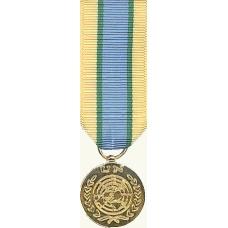Anodized Mini UN Operation in Somalia Medal