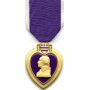 Large Purple Heart