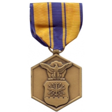 Large Air Forces Commendation Medal
