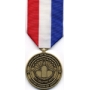 Large Coast Guard 9-11 Medal