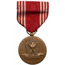 Large Army Good Conduct Medal