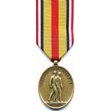 Large Selected Marine Reserve Medal