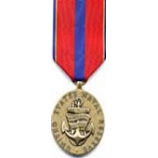 Large Navy Reserve Meritorious Service Achievement Medal