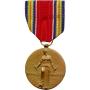 Large World War II Victory Medal