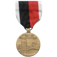 Large Army of Occupation Medal