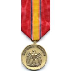 Large National Defense Service Medal