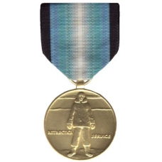 Large Antarctic Service Medal