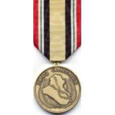 Large Iraq Campaign Medal