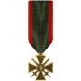 Large French Croix de Guerre Medal