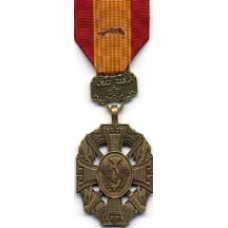 Large Vietnam Gallantry Cross Medal