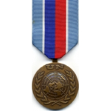 Large UN Mission in Haiti Medal