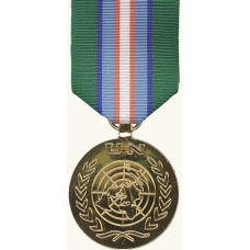Large UN Advance Mission in Cambodia Medal